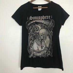 Sonisphere 2014 T-shirt Metal Festival